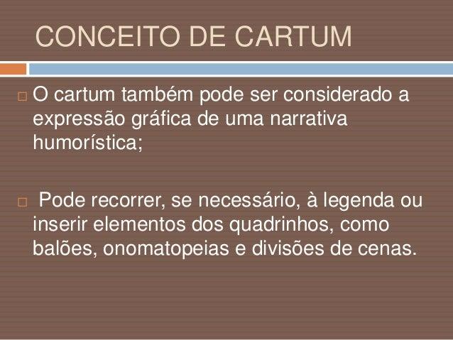 EXEMPLO DE CARTUM