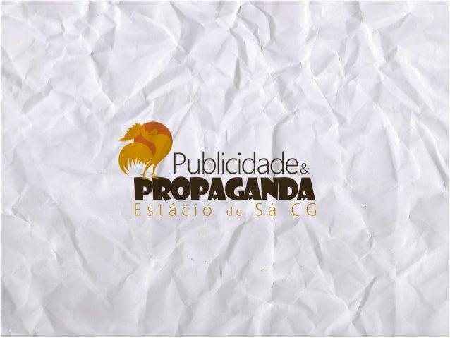 Aula Inaugural do curso de Publicidade e Propaganda