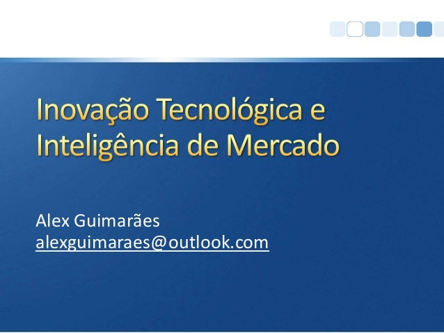 Alex Guimarães alexguimaraes@outlook.com