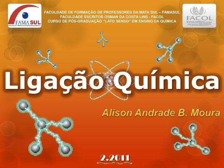 FACULDADE DE FORMAÇÃO DE PROFESSORES DA MATA SUL – FAMASUL<br />FACULDADE ESCRITOR OSMAN DA COSTA LINS - FACOL<br />CURSO ...