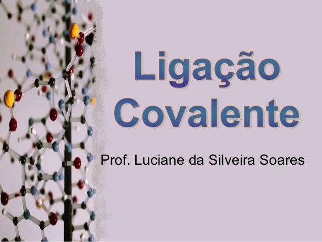 Prof. Luciane da Silveira Soares