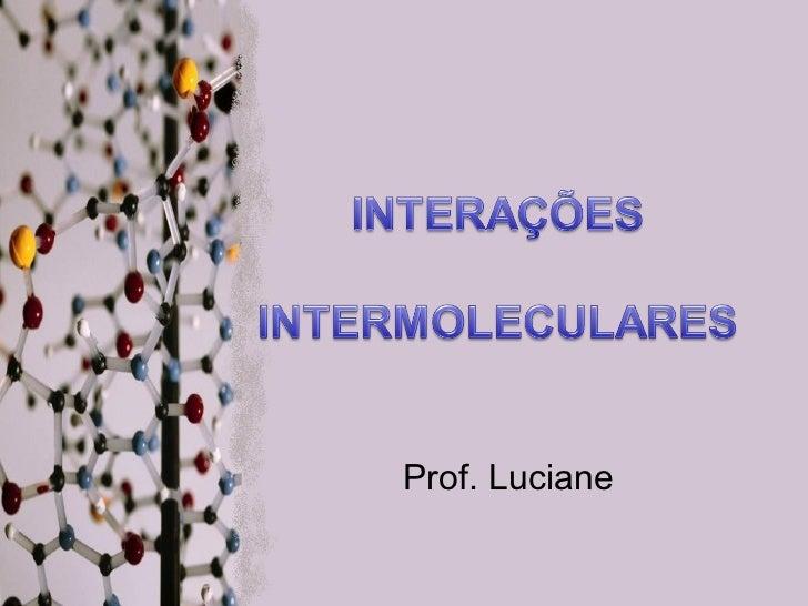 Prof. Luciane