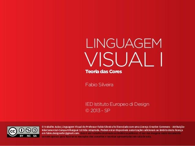Linguagem                                                            VIsual I                                             ...