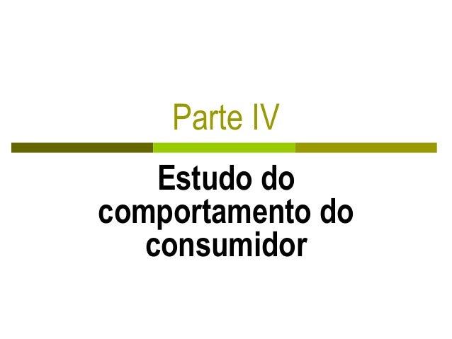 O comportamento do consumidor é um processo contínuo e não é só o que acontece no instante em que o consumidor entrega o d...