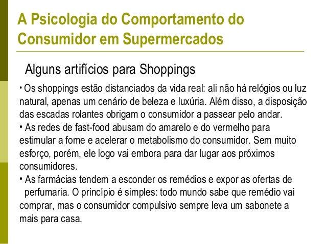 Processo de decisão de compra  Etapas pelas quais passa um comprador ao fazer escolhas sobre que produtos ou serviços com...