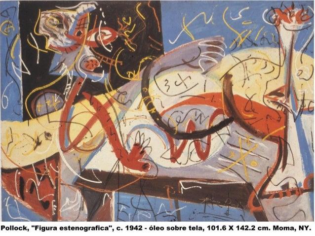 Aula - Pollock e o Expressionismo Abstrato