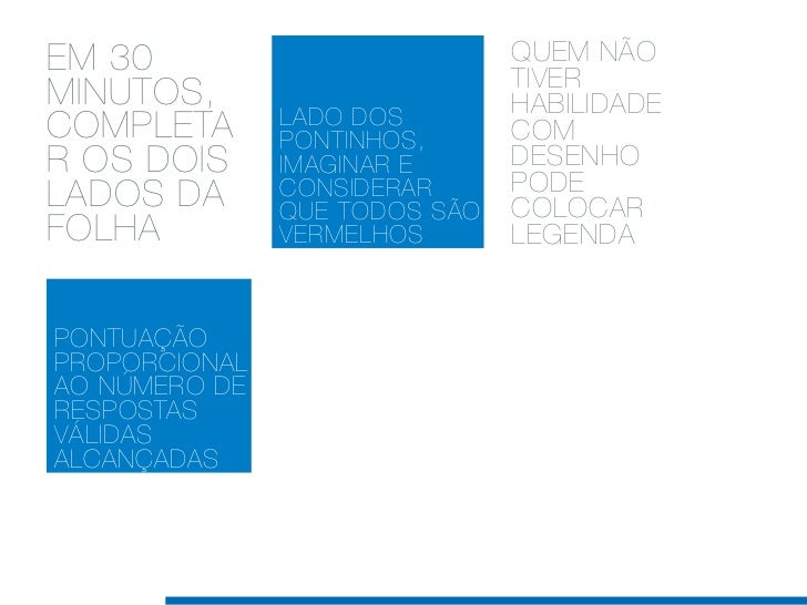 Criatividade e Processos Criativos - Aula 01 de 04