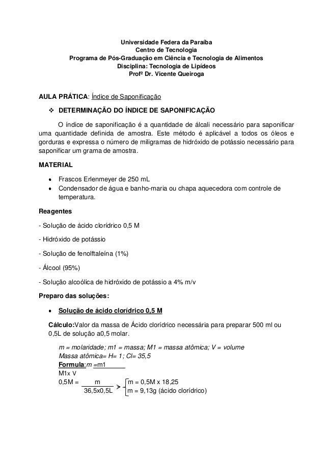 Universidade Federa da Paraíba                               Centro de Tecnologia          Programa de Pós-Graduação em Ci...