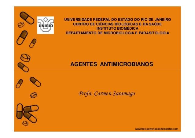 UNIVERSIDADE FEDERAL DO ESTADO DO RIO DE JANEIRO CENTRO DE CIÊNCIAS BIOLÒGICAS E DA SAÚDE INSTITUTO BIOMÉDICA DEPARTAMENTO...