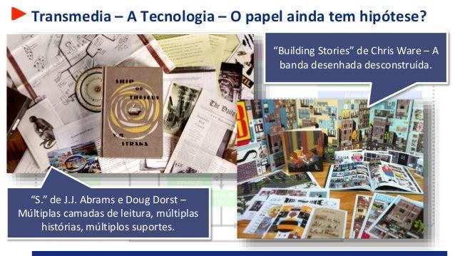 """Transmedia – A Tecnologia – O papel ainda tem hipótese? """"S."""" de J.J. Abrams e Doug Dorst – Múltiplas camadas de leitura, m..."""