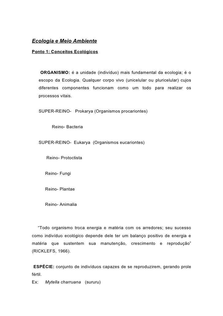 UNIVERSIDADE FEDERAL DE ALAGOAS                                          CENTRO DE TECNOLOGIA    Plano da Disciplina : Eco...