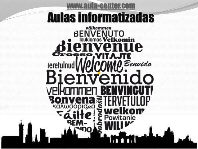 www.aula-center.com Aulas informatizadas s