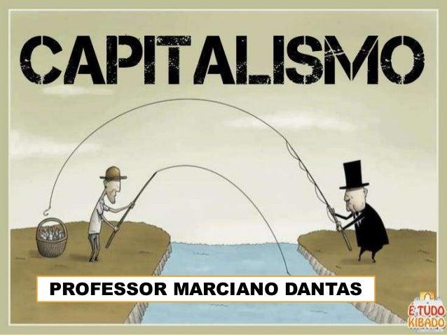 PROFESSOR MARCIANO DANTAS