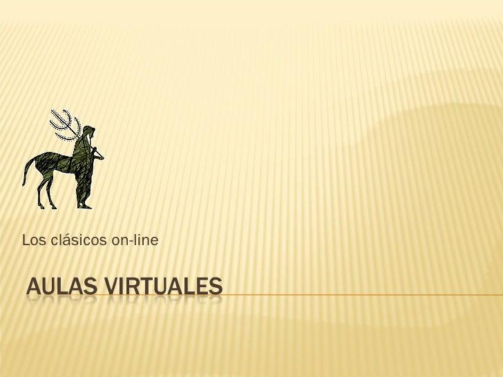Los clásicos on-line