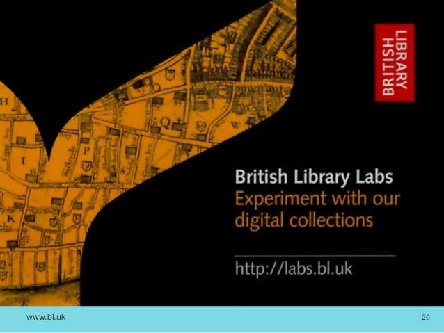 www.bl.uk 20