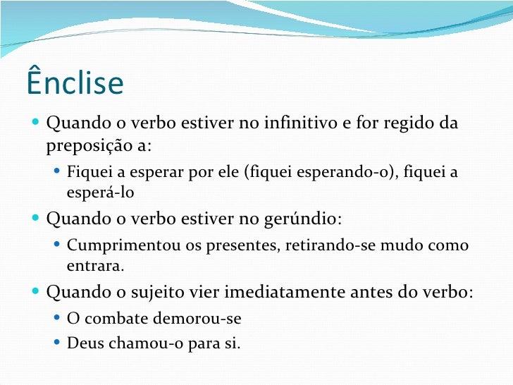 Pronomes Pessoais Slide 38