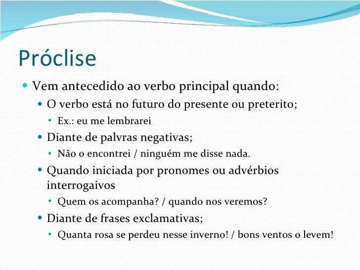Pronomes Pessoais Slide 39