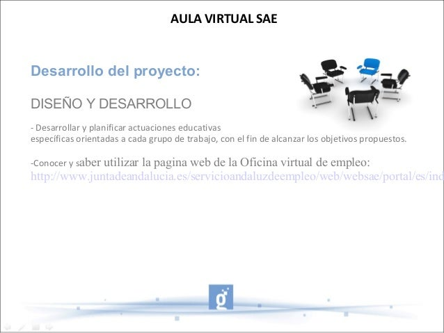 Aula virtual sae for Http empleocastillayleon jcyl es oficina virtual renovacion demanda