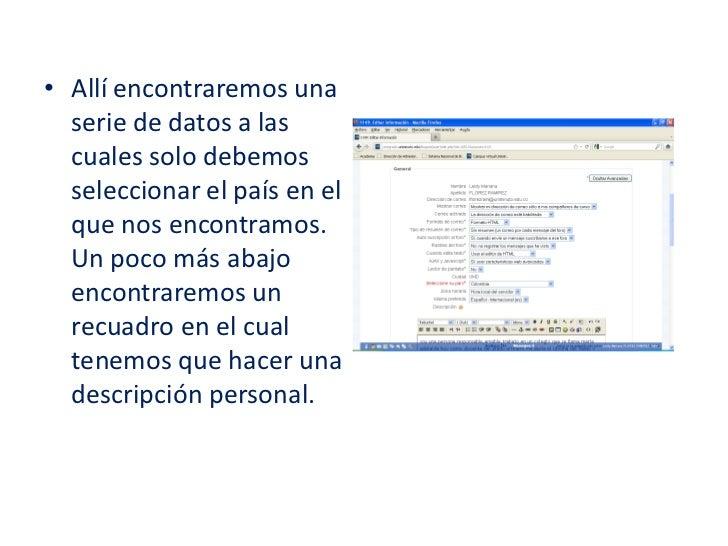Aula y correo Slide 3