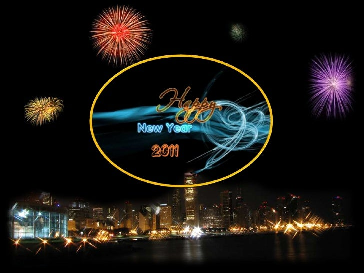 Happy New Year 2011 - Auld Lang Syne