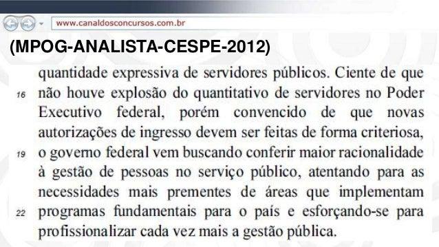 (MPOG-ANALISTA-CESPE-2012)