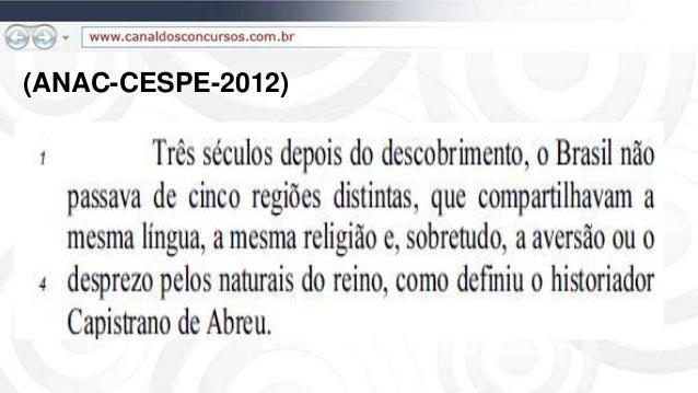 (ANAC-CESPE-2012)