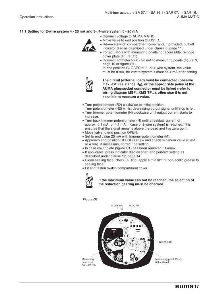 Auma Sar Auma Wiring Diagrams on primary metering diagrams, 2005 chevrolet hd diesel engine diagrams, bettis actuator diagrams,