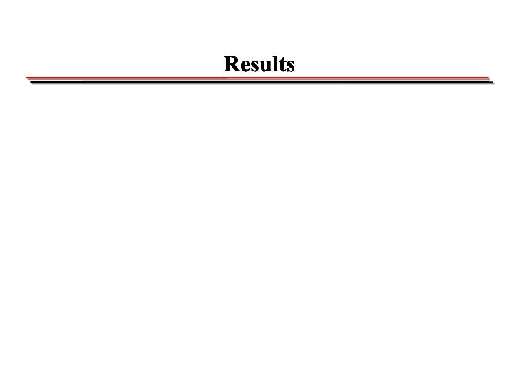 Results Results Results Results Results