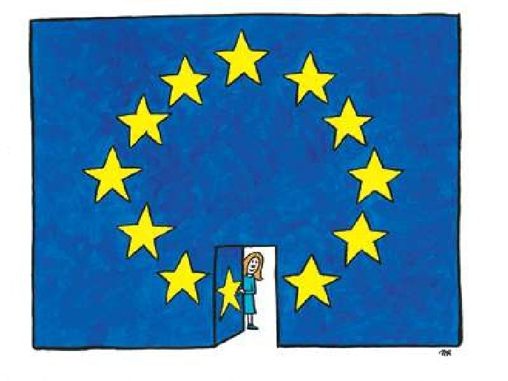 As raízes históricas da União Europeia residem na Segunda Guerra Mundial. A ideiade integração europeia surgiu para impedi...