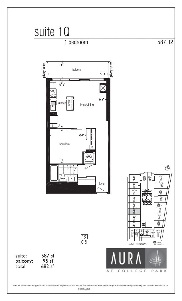 18 yonge floor plans meze blog