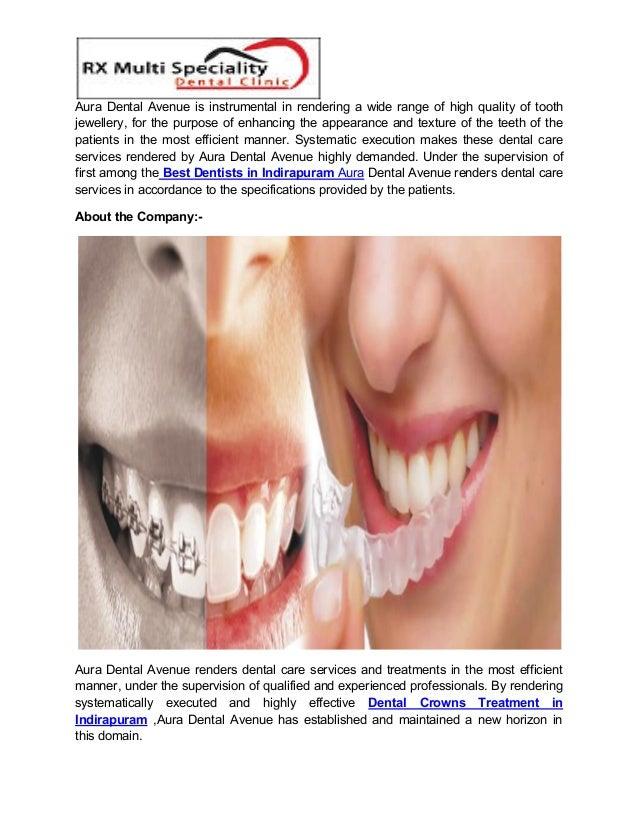 Aura Dental Avenue: Best Dental Care Centers in Indirapuram  Slide 2