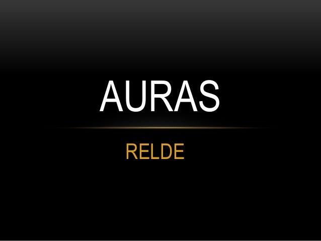 RELDE AURAS