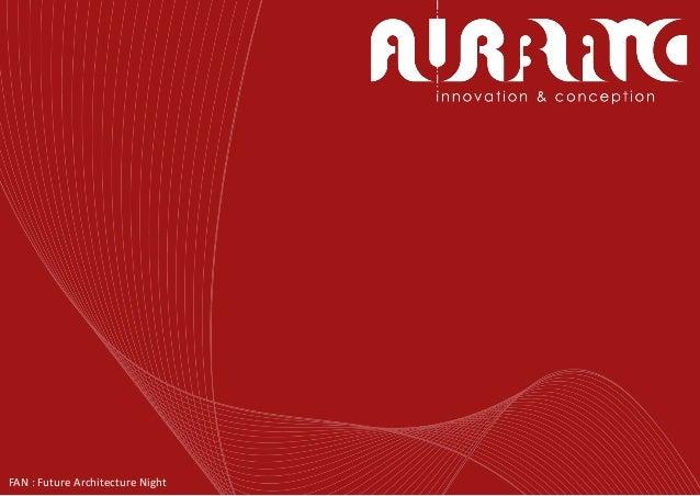 FAN : Future Architecture Night