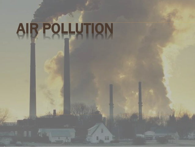 pollution case studies