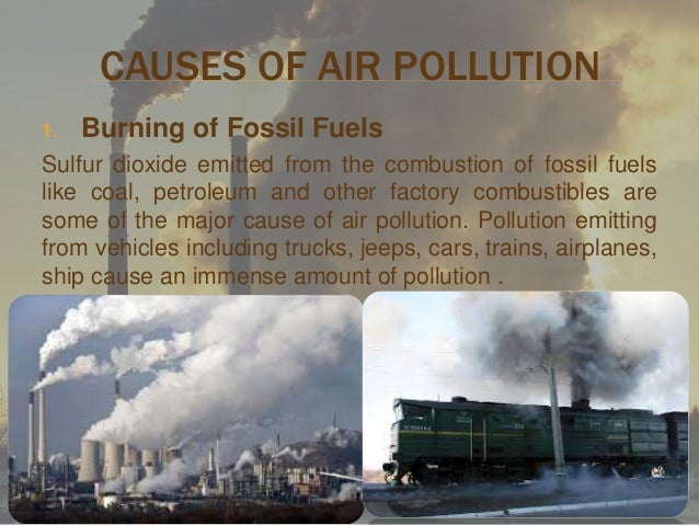 Case Study Report On Air Pollution - Case Solution ...