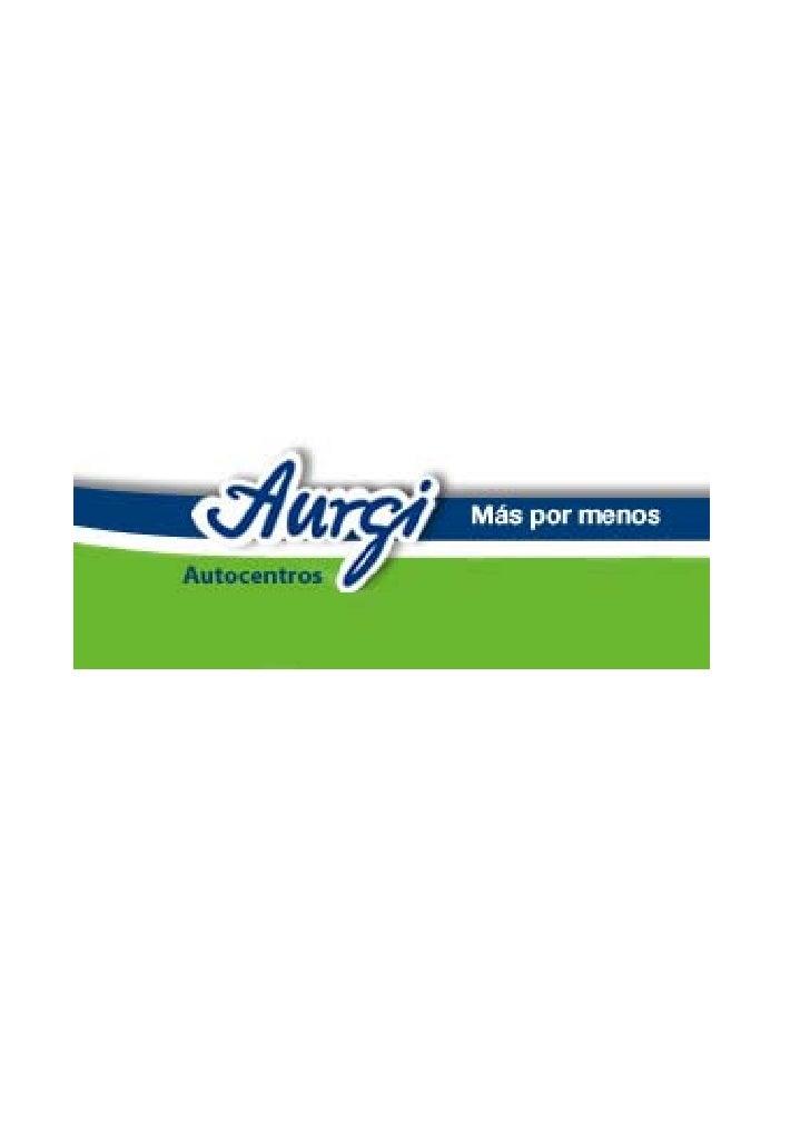 Somos LíderesAurgi es la empresa líder en el sector de recambios y accesorios del automóvil.Aurgi es una empresa netamente...