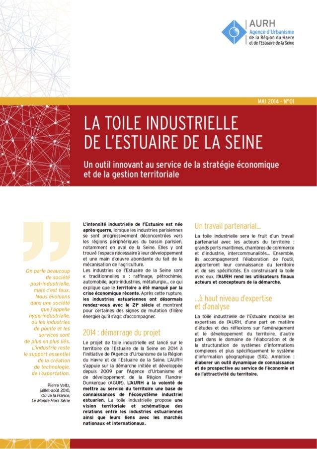 Toile Industrielle de l'Estuaire de la Seine