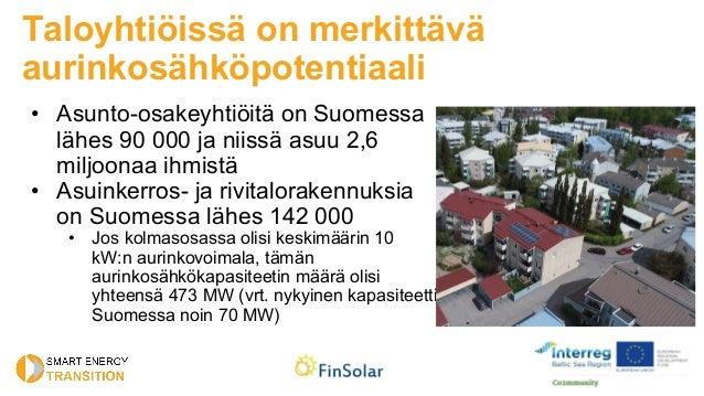 Aurinkosahkoa taloyhtioiden asukkaille auvinen aty_12102018 Slide 3