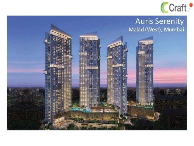 Auris Serenity Malad (West), Mumbai