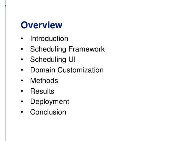 A Schedule Optimization Tool for Destructive and Non-Destructive Vehicle Tests   Slide 2