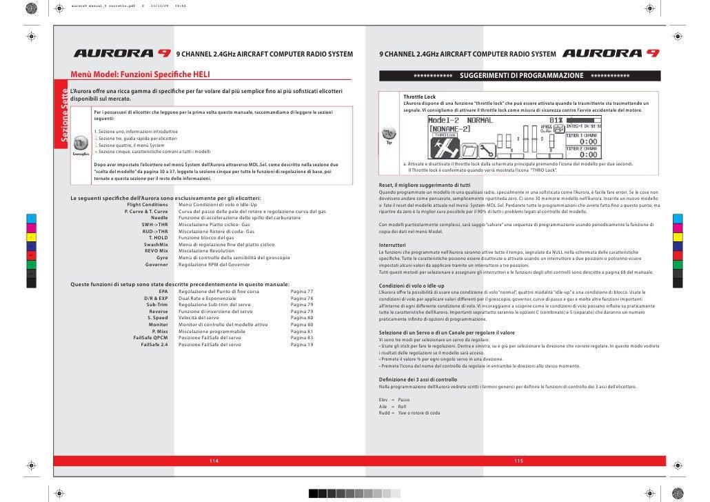 aurora9 manual_5 corretto.pdf        2   13/11/09     16:52                                                               ...