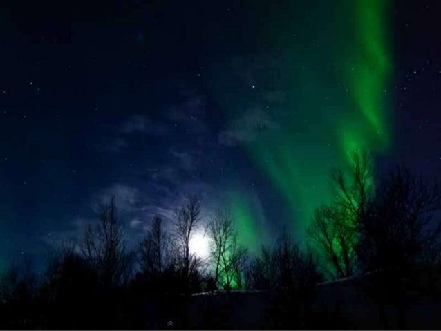Aurora borealis (v.m.)