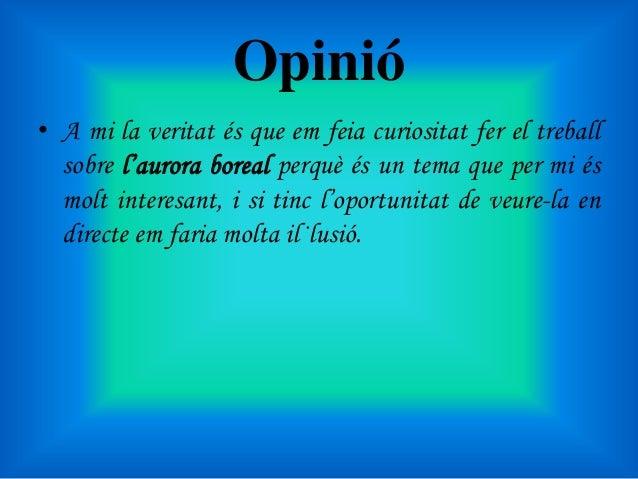 L'AURORA BOREAL - SADIO