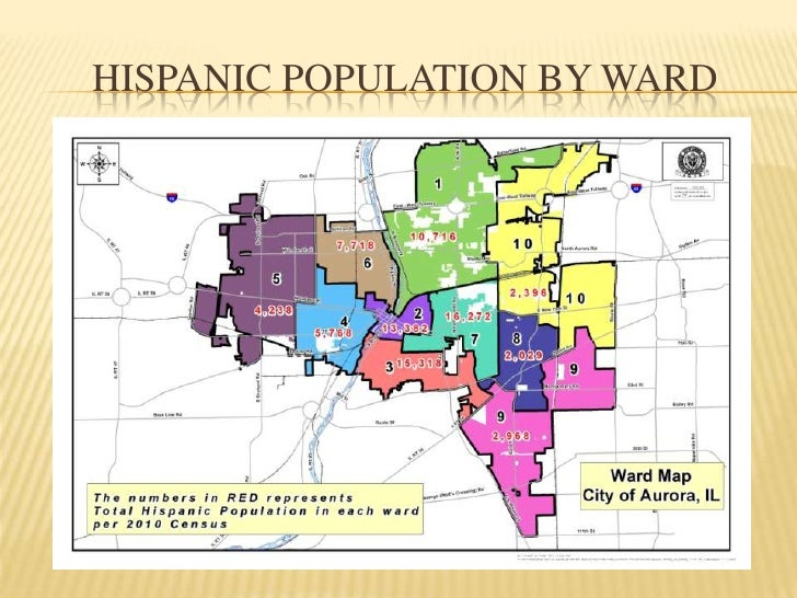 Aurora Il And The Hispanic Market 1