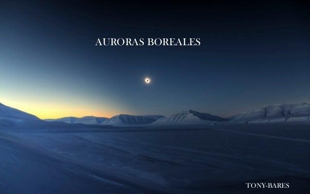 AURORAS BOREALES TONY-BARES