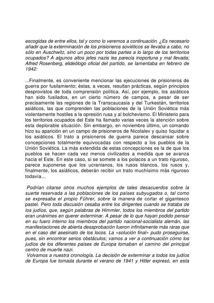 Tal rosenberg precision essay