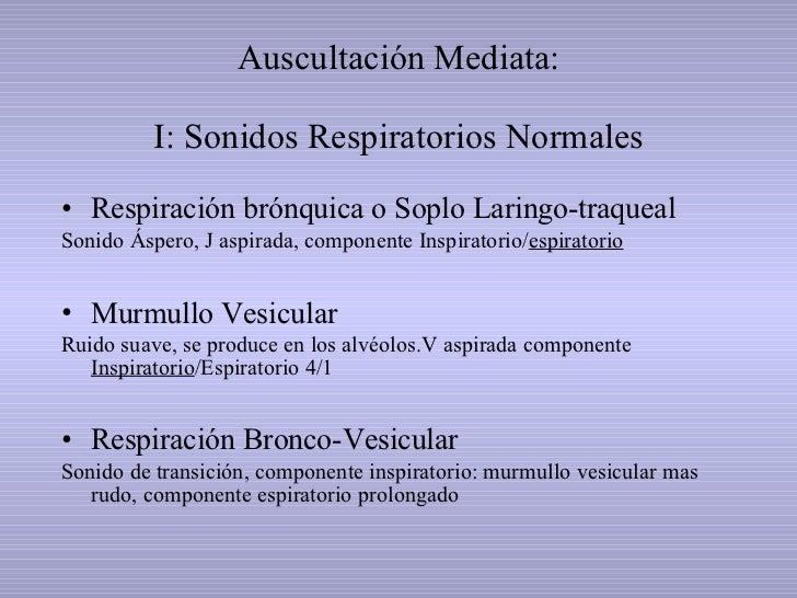 Auscultacion Pulmonar Slide 3