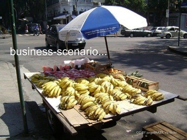CC-BY jorgeBRAZIL via Flickr business-scenario...