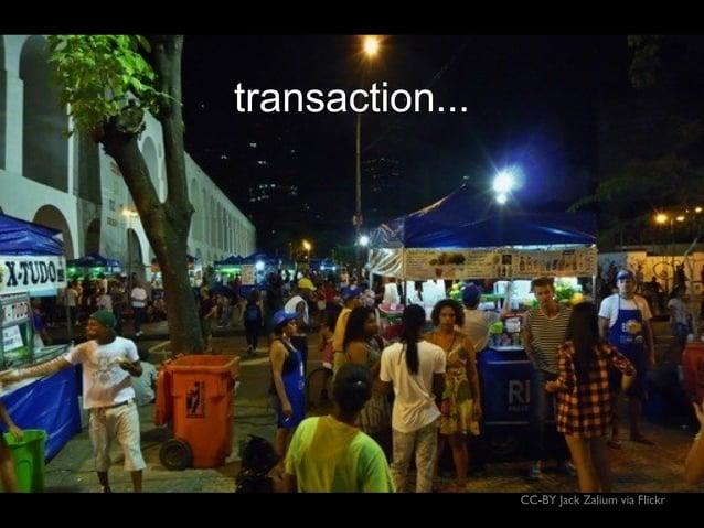CC-BY Jack Zalium via Flickr transaction...