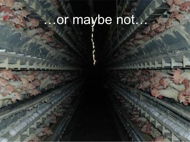 …or maybe not… CC-BY aleutia via Flickr